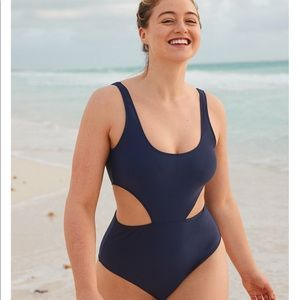 NWT Aerie cutout one piece swimsuit